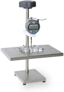 Compliance Test Fixture (CTF) – contact diameter measurement